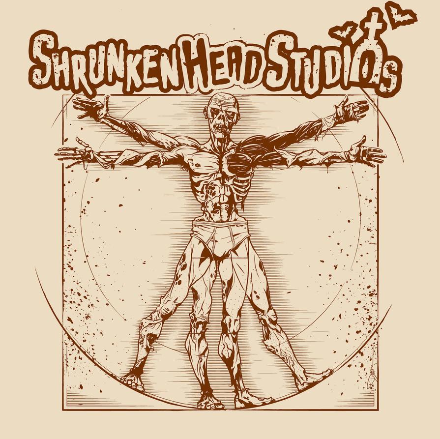 Vetruvian Zombie for Shrunken Head Studios by abnormalbrain