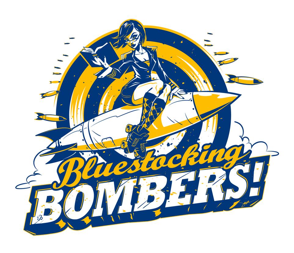 Blustocking Bombers by abnormalbrain