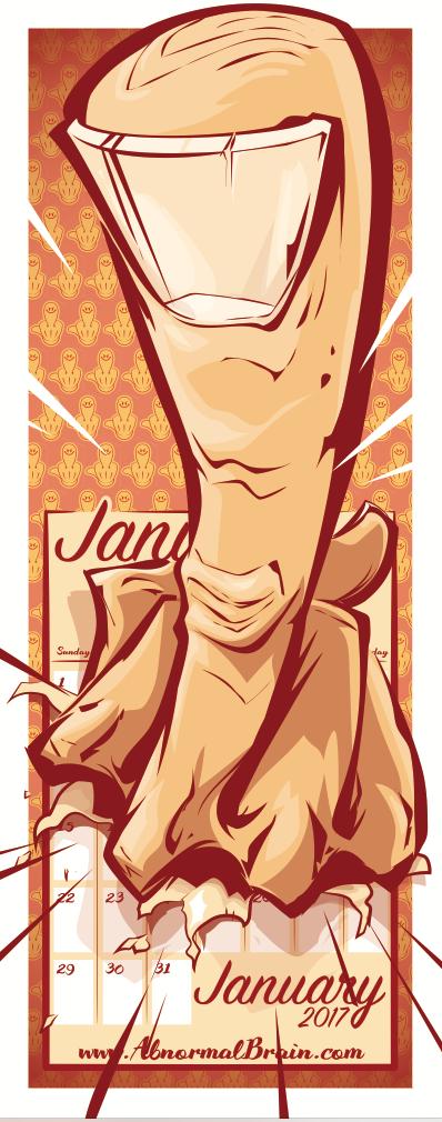 Not a fan of January... by abnormalbrain