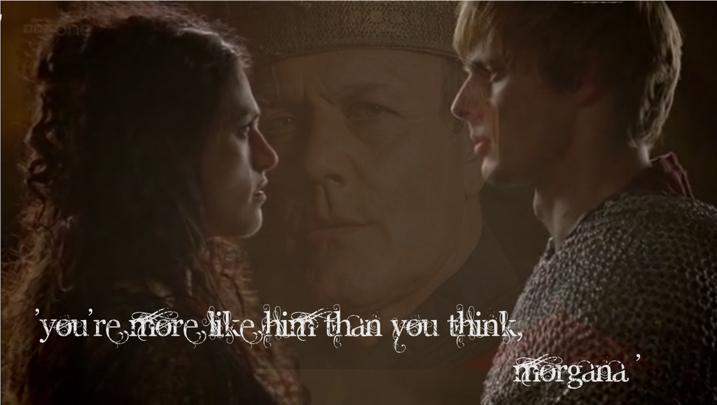 merlin and morgana relationship fanfiction search