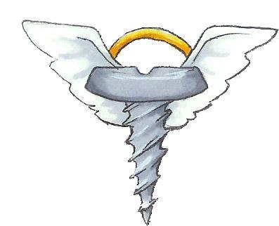 The AngelMecha Logo by angelmecha