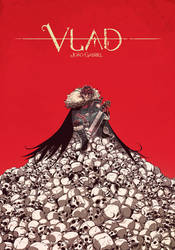 Vlad (comic book cover)