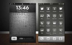 Glaskart iPhone Theme by Geordie-Boyo