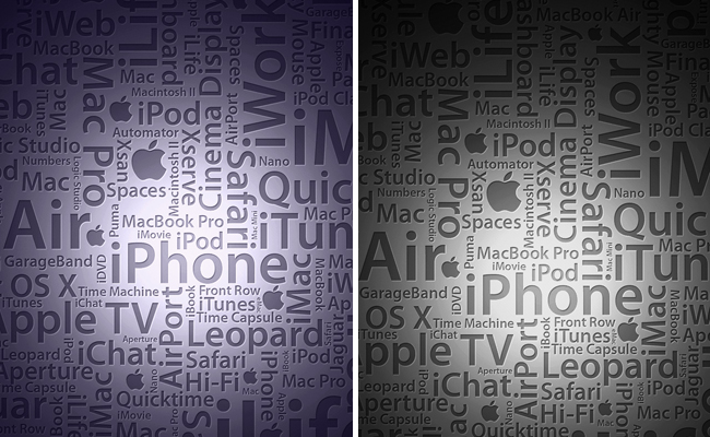 AppleMatic for iPhone4 by Geordie-Boyo