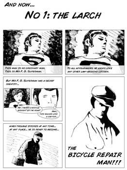 Mr F. G. Superman