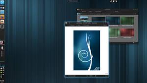KDE Plasma 4.1o