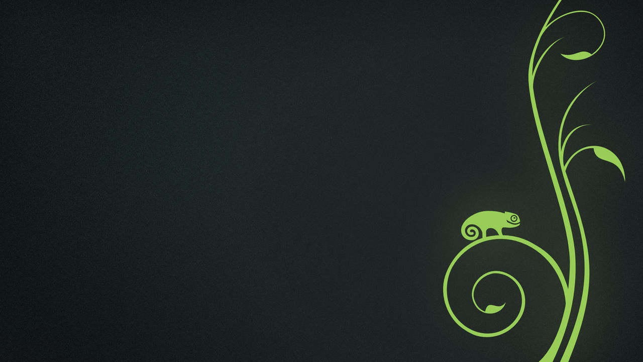Grow - openSUSE 12.3 wallpaper
