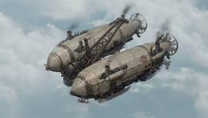 Crane Airship