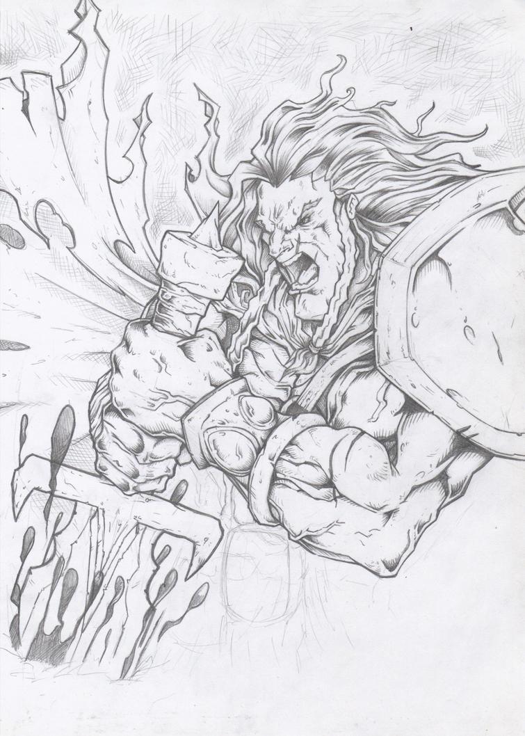 Hetai warrior sketch naked scenes
