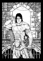 Ye Olde Punisher by KernoWarrior