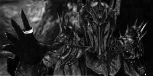 Sauron, The Lord of The Rings
