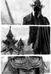 Witch King x Eowyn