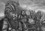 King Azaghal by EduardoLeon
