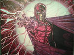 MAGNETO (Final colored version) by papabear7
