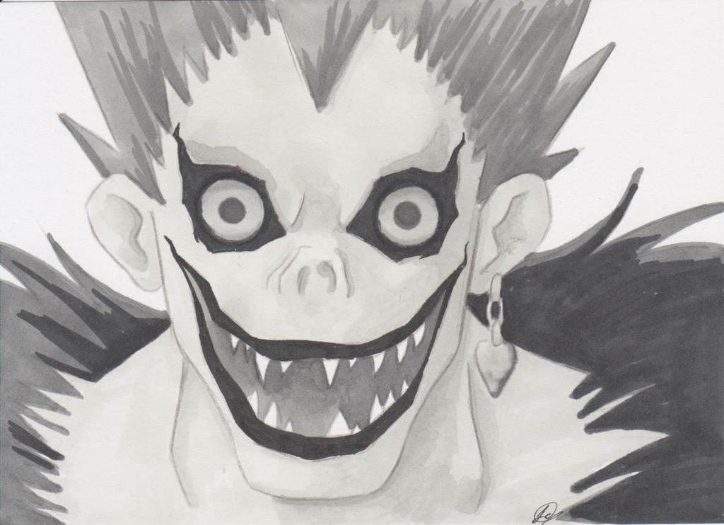 Ryuk by AngelUnlimited