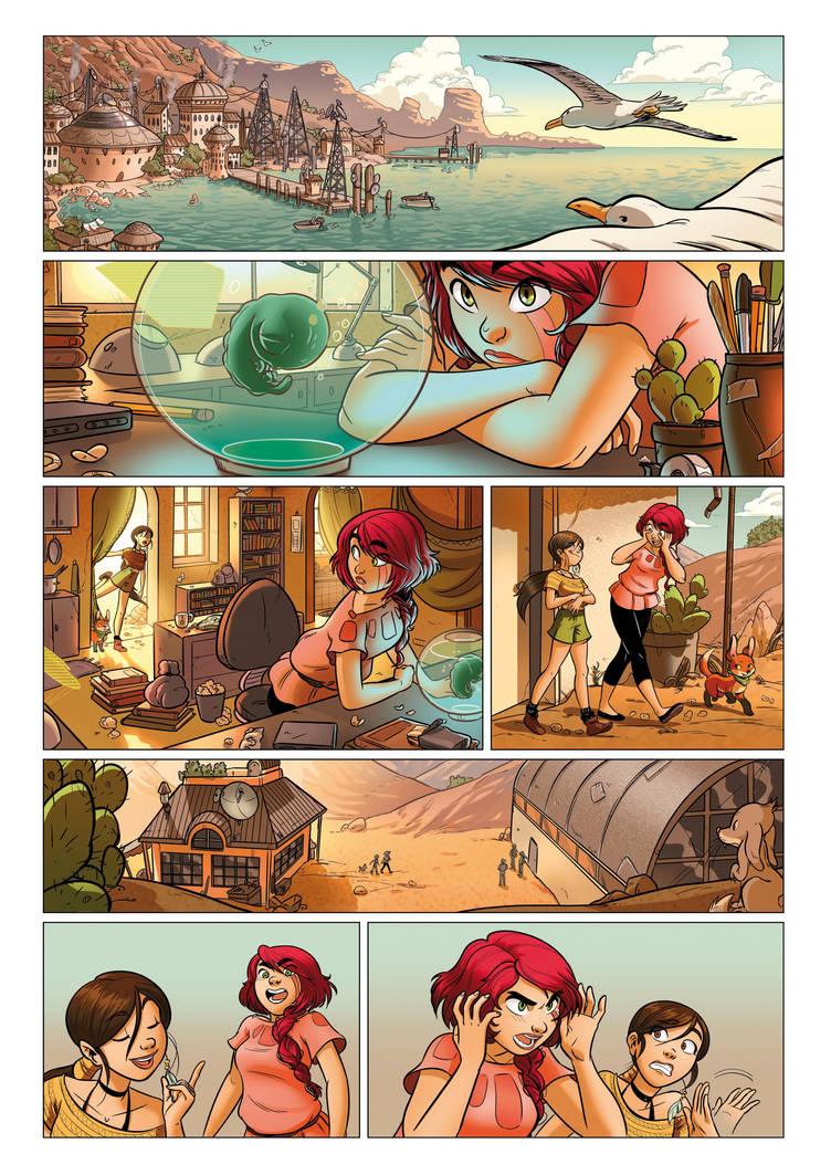Galatea - page 01