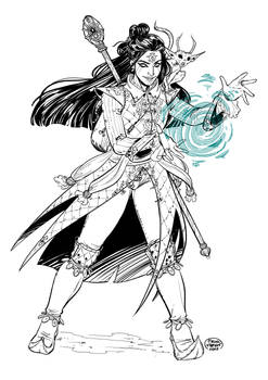 Sorcerer Warlock 3.0