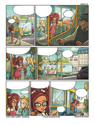 Les Elfees Tome 10 planche by ElisaFerrari