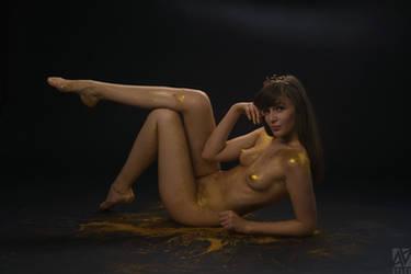 portrait in the nude by alba-spb
