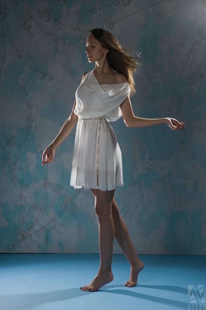 pretty eighteen-year-old girl by alba-spb