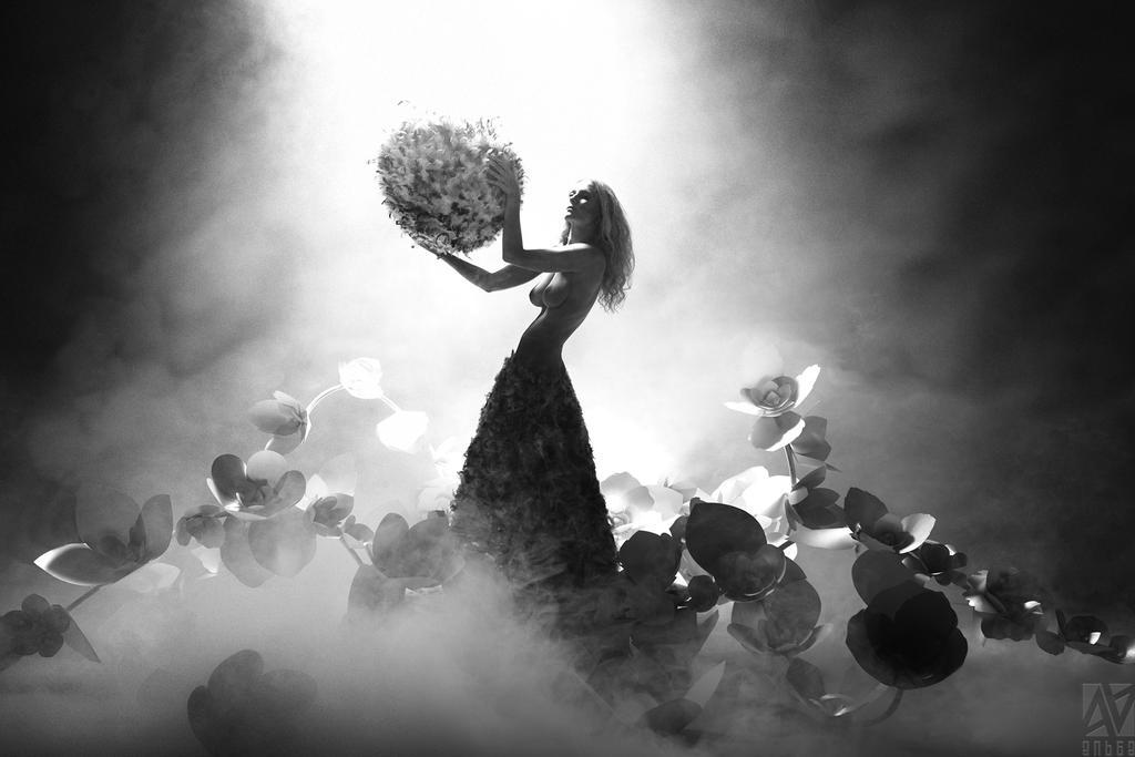 a woman view by alba-spb