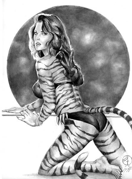 Tigra by jfife