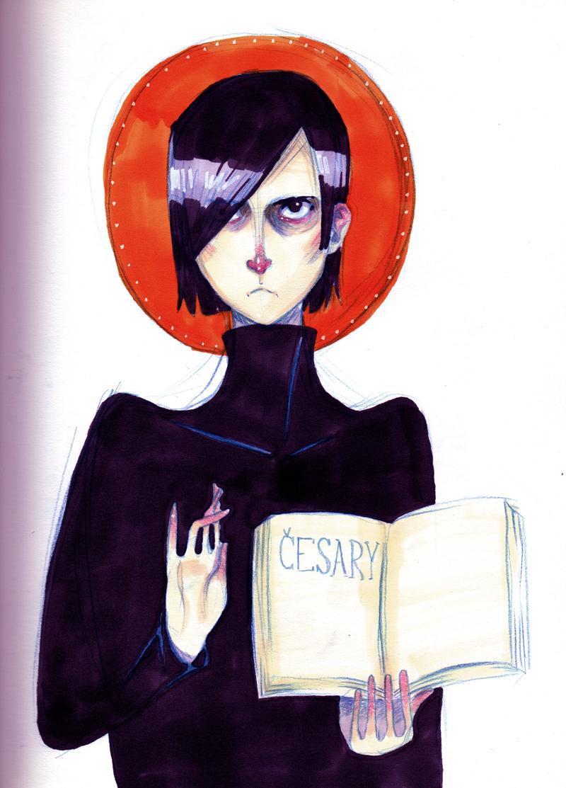 Cesary by MssCrimson