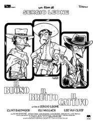 The Good, the Bad and the Ugly by EmmanueleBaccinelli