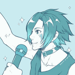 Raffle Prize: Rei Kamiya
