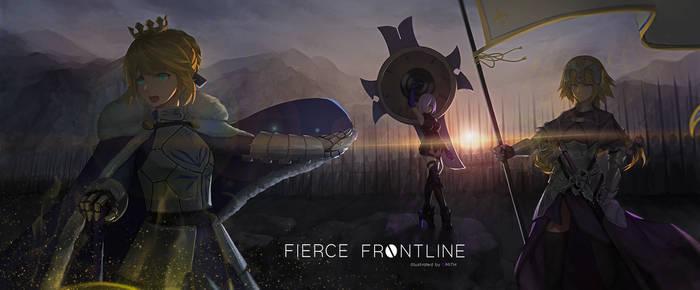 FIERCE FRONTLINE