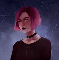 Constellations by northw4rd