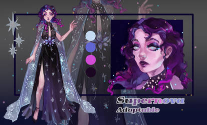 [CLOSED] Adoptable auction #1 by northw4rd
