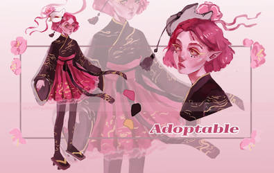 [OPEN] Adoptable auction #2 by northw4rd