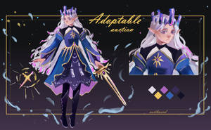 [CLOSED] Adoptable auction by northw4rd