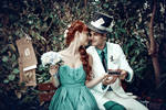 alice's marriage in wonderland