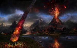 eruption by Fel-X