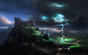 Lightning by Fel-X