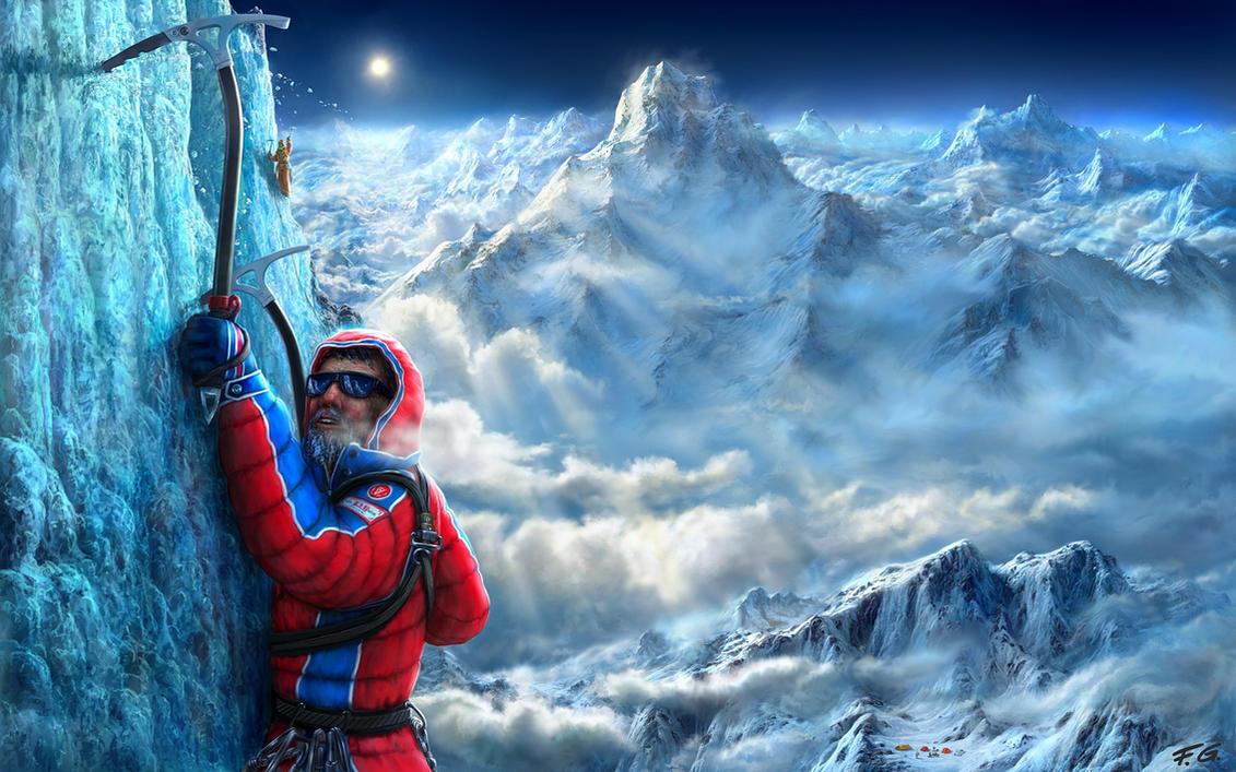 Climbing by Fel-X