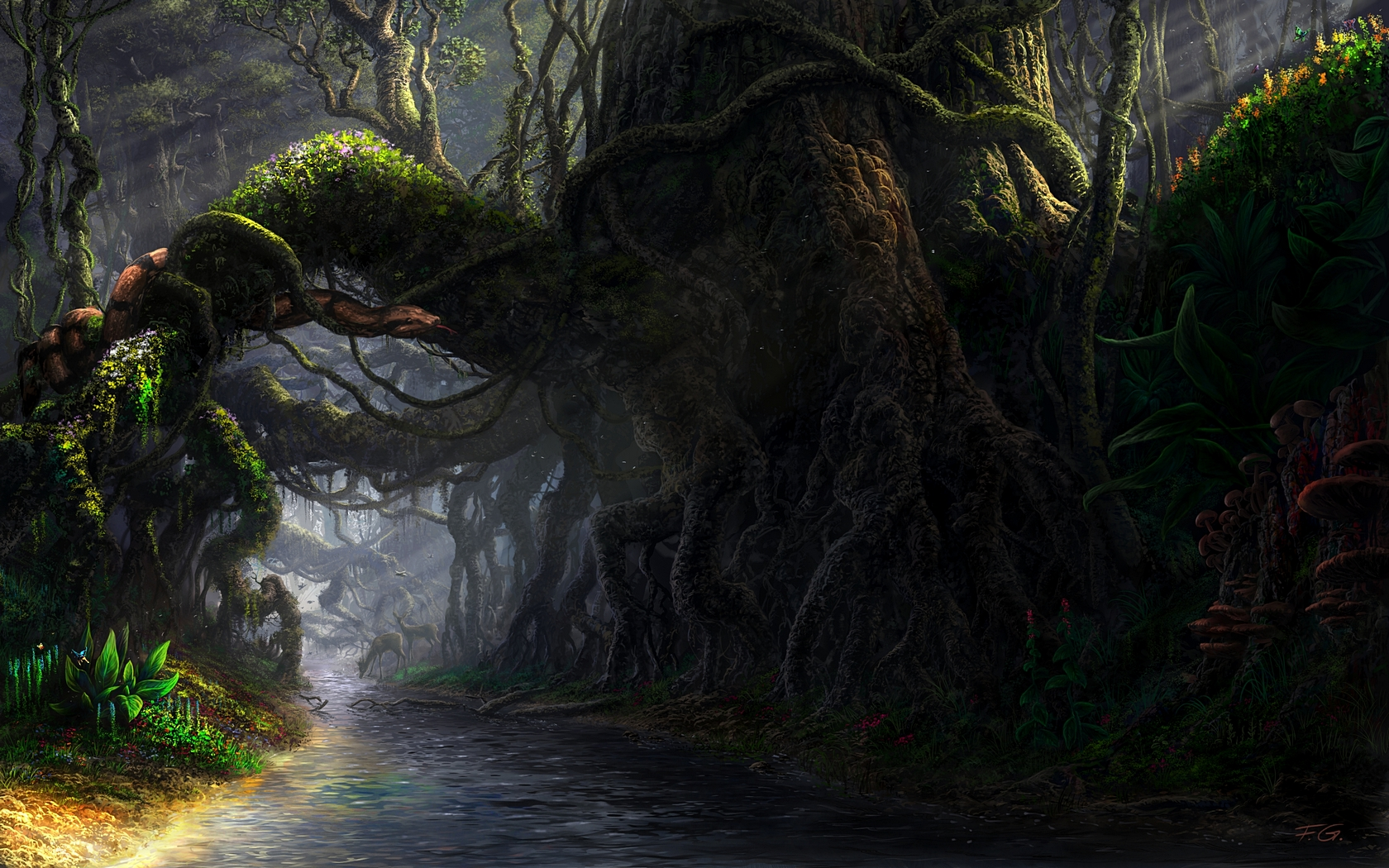 Roots by Fel-X