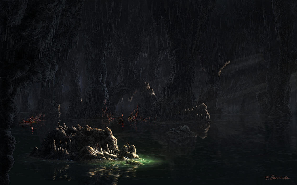 Big Cave by Fel-X