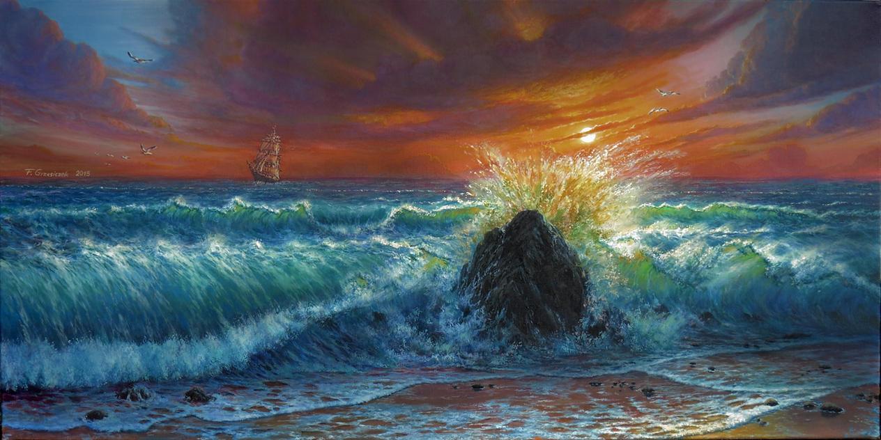 Ocean by Fel-X
