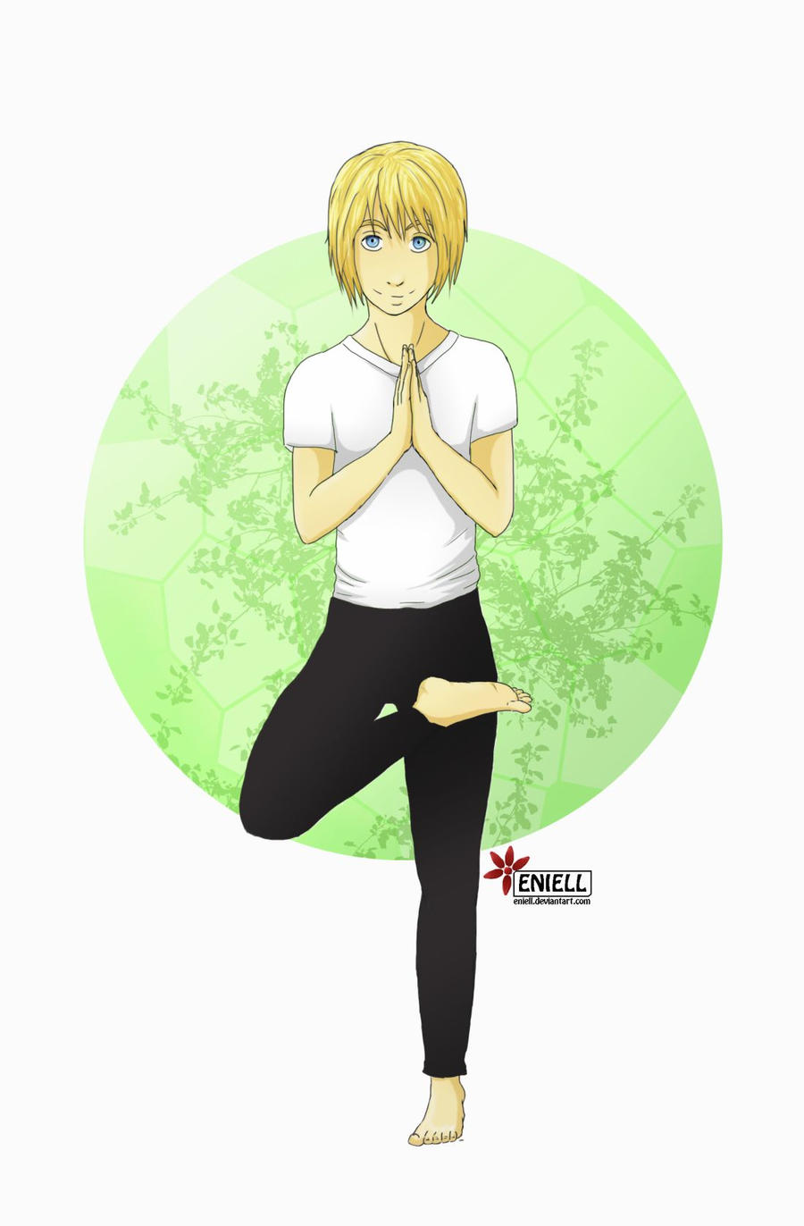 The Tree - Armin by Eniell