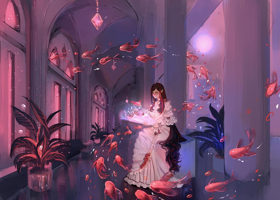 A fairy tale by buffalodog