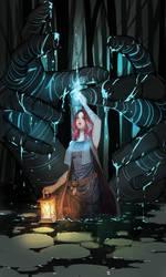 The Magic Key by buffalodog