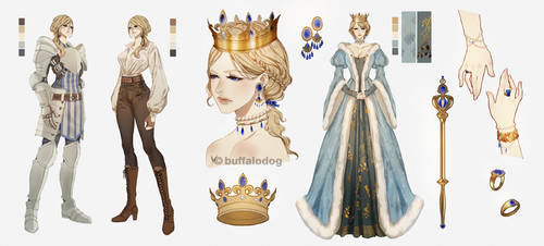 [ Character Sheet ]