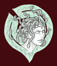 Medusa by nitramsuomi