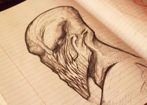 Sketch Alien