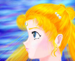 Princess Serenity by Ptilol