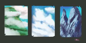 Landscapes tests