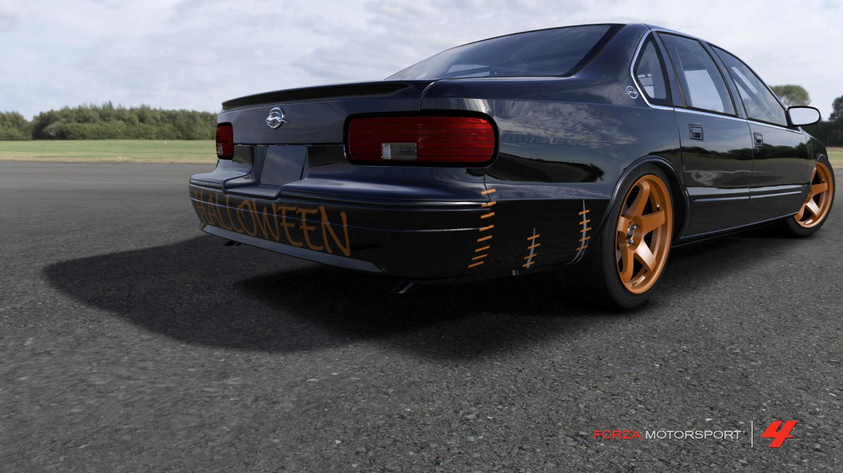 Impala 1996 chevy impala ss : 1996 chevy impala ss drift by d31b3r7 on DeviantArt